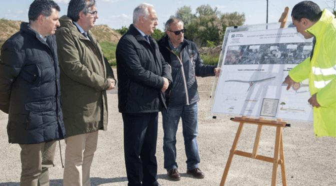 La nueva fase de mejora de la seguridad vial en la carretera LR-134 en Calahorra empezará a finales de año