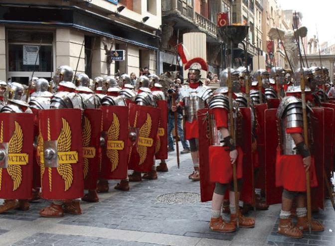 Este fin de semana tendrá lugar en las calles de Calahorra el Mercaforum