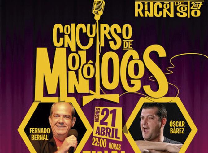 Este fin de semana Ferias de San Miguel en Rincón de Soto y final del concuros de monologos