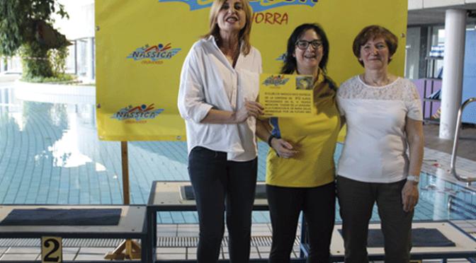 El Club Natación Nassica recauda más de 600€ en el VI Trofeo de natación