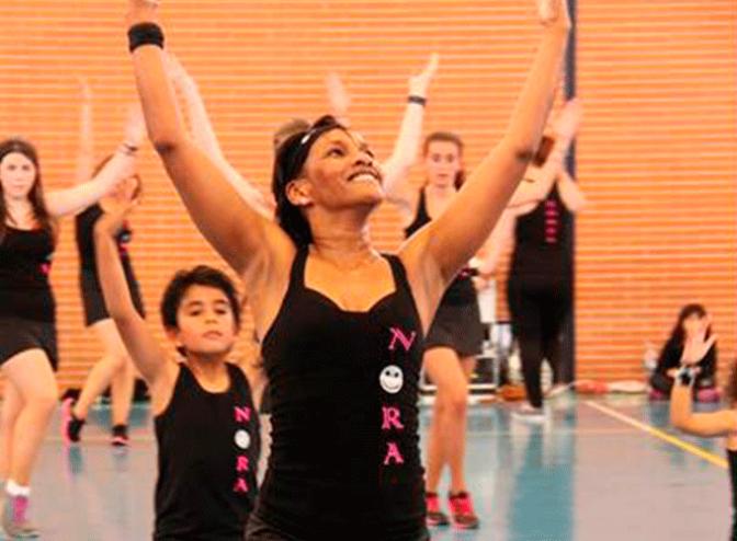 Master Class de Zumba con Nora Cartagena