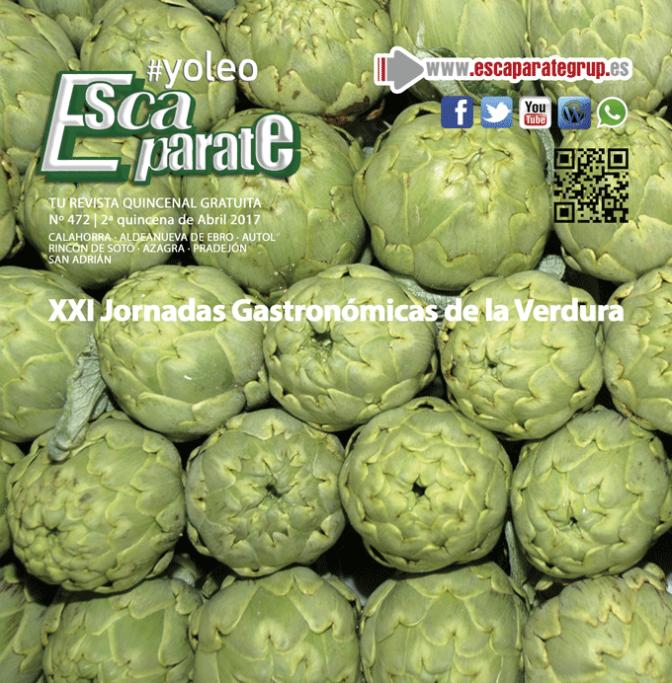 📲 Ya puedes leer la edición más verde de Escaparate 💚 💚 💚