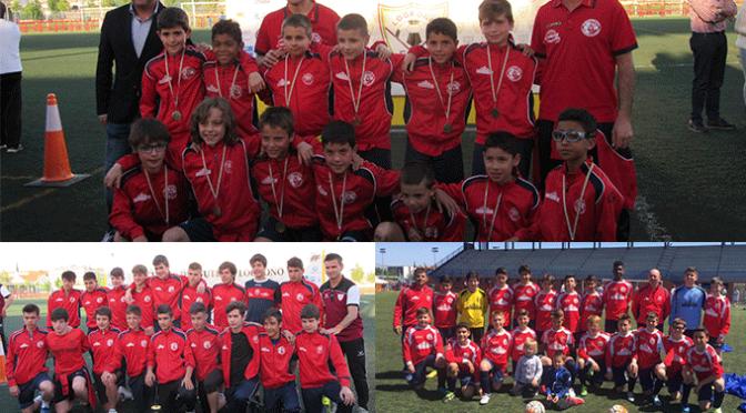 Premio Fair Play en el V Torneo Social EDF Logroño para la E.F.B. Juventud Calahorra