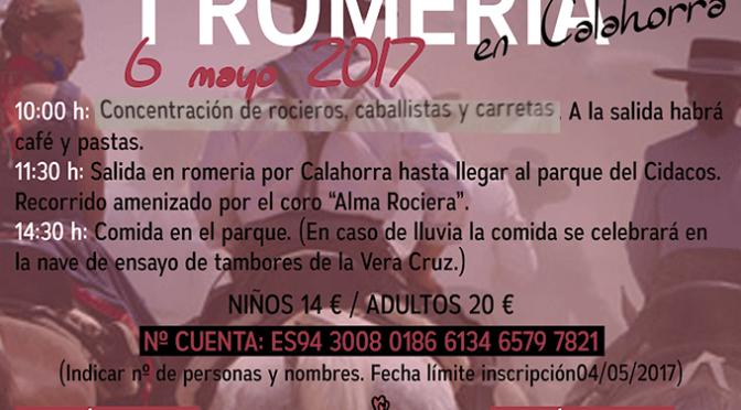 Sábado 6 de Mayo, romería en Calahorra