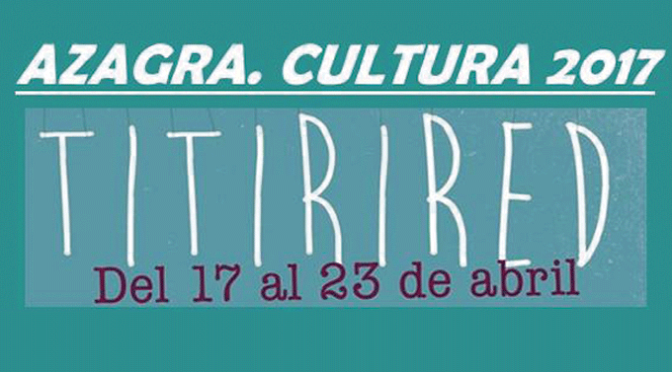 Titirired, espectáculos para toda la familia en Azagra