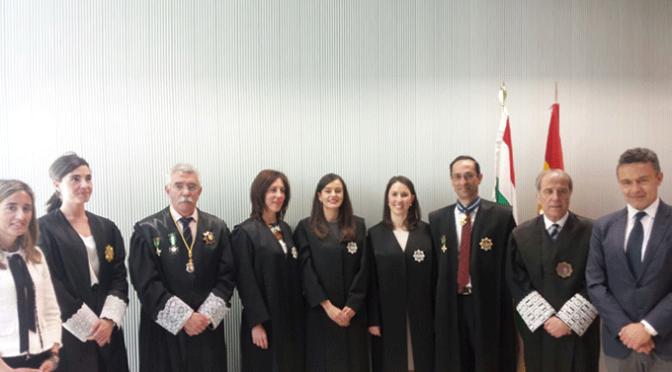 Nuevas Letradas de la Administración de Justicia de los juzgados de Calahorra y Haro