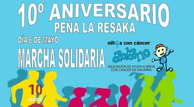 10º Aniversario de la Peña La Resaka
