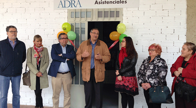 Nuevo  local para la Fundación ADRA-Calahorra en la plaza Maestro Arroyo 1