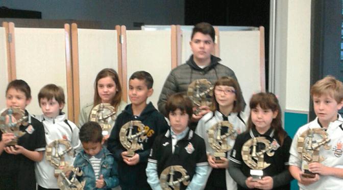Campeonatos Infantiles  de Ajedrez por edades de La Rioja 2017