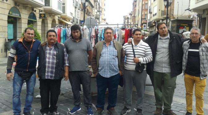 Nueva asociación de vendedores del mercadillo de Calahorra