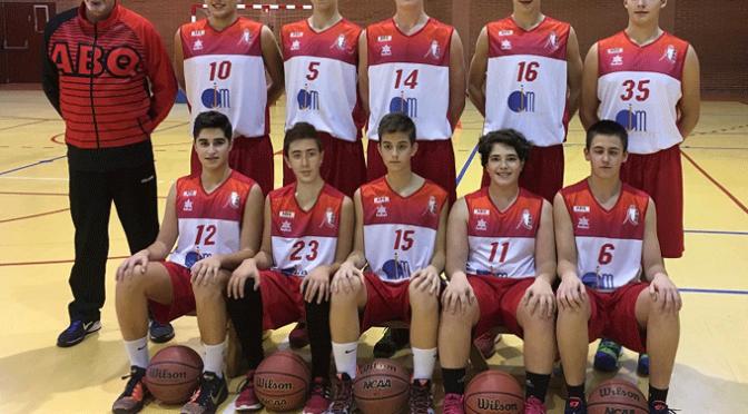El equipo ABQ Calahorra cadete al campeonato de España