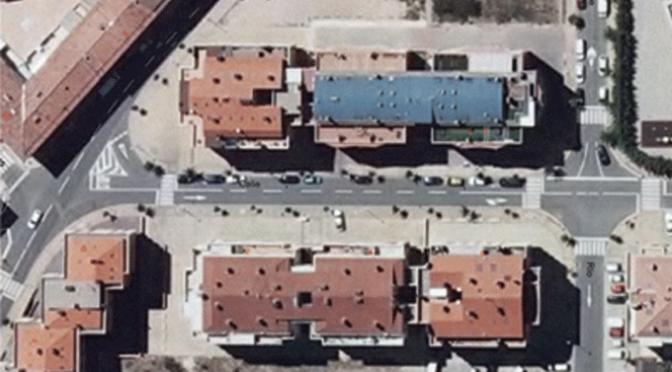 A partir del  29 de mayo prohibido aparcar en en ambos lados de un tramo de la calle Río Oja