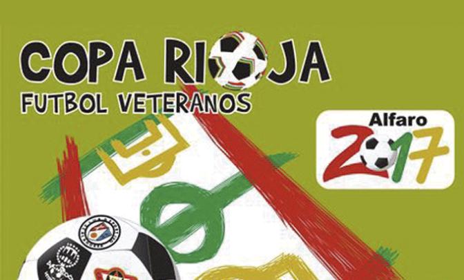 Este sábado torneo fútbol solidario de los veteranos riojanos.