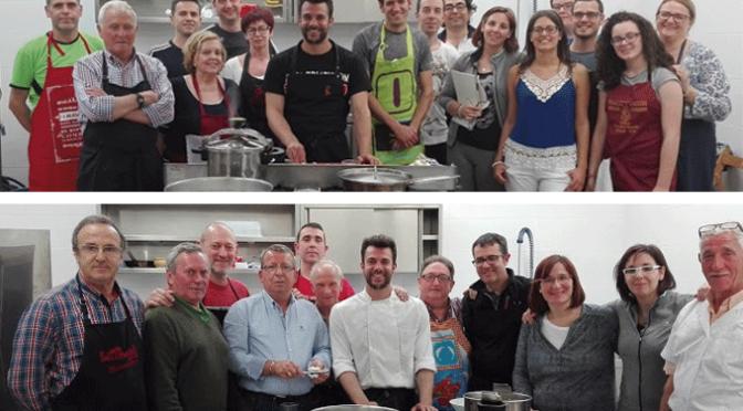 Taller de Cocina Saludable en San Adrián