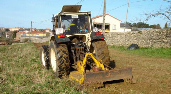 Campaña de desbroce y limpieza de solares y terrenos en Alfaro