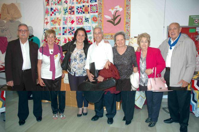 XV Exposición de trabajos artísticos de Grupos artísticos del hogar