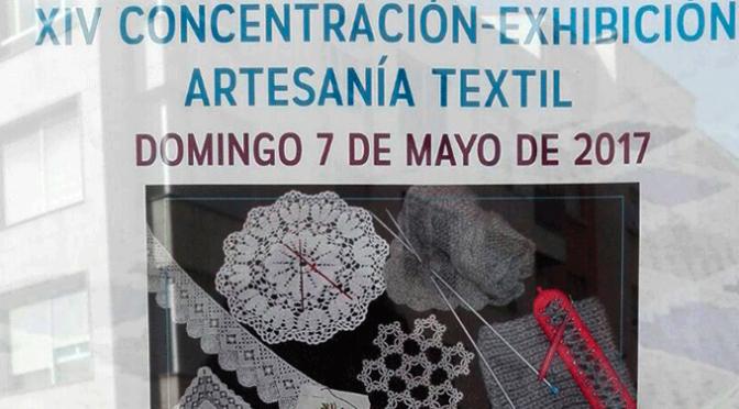 XVI Concentración y exhibición textil