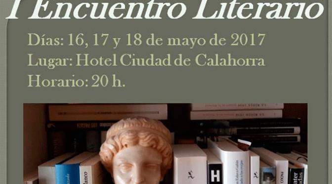 I Encuentro literario del Club de Lectura de Amigos de la Historia de Calahorra