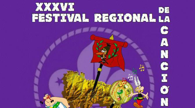 Alfaro acoge el multitudinario Festival Regional de la Canción Scout