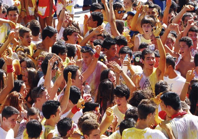 """Concurso de fotografía en Instagram """"Calahorra fiestas 2018"""""""