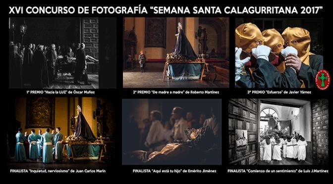 Fallo del concurso de fotografía de la Semana Santa 2017