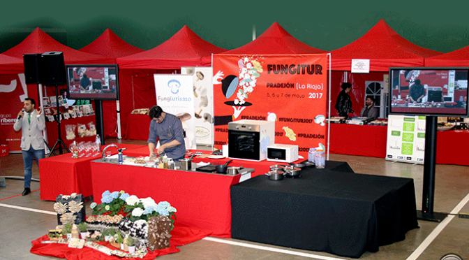 Fungitur, una palanca para el impulso del turismo y desarrollo rural en Pradejón