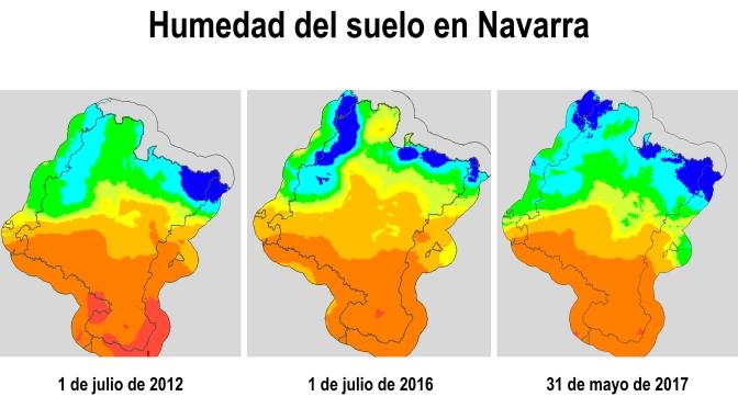 El Gobierno navarro adelanta el inicio de la campaña estival contra incendios por la sequía en la zona sur de Navarra