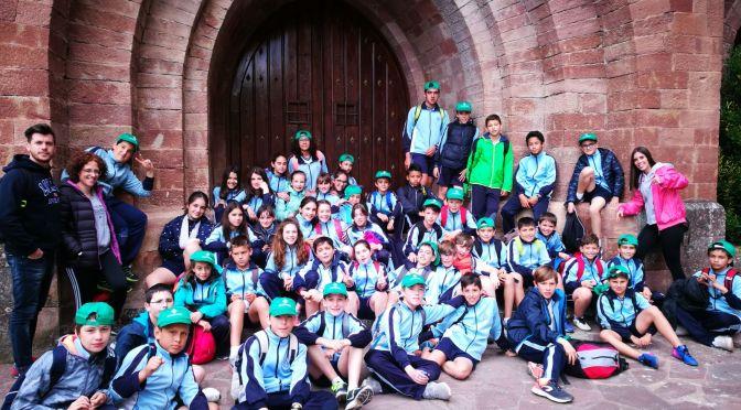 Los alumnos de La Milagrosa se van de excursión y de concierto