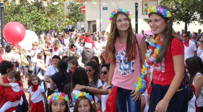 Fiestas de la juventud en Pradejón