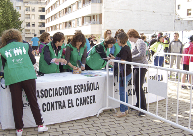 Mas de 400 participaron en la XIII Marcha Cicloturista contra el cáncer
