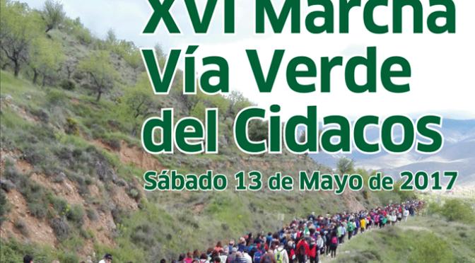 El 13 de mayo se celebrará la XVI Marcha Vía Verde del Cidacos entre Arnedillo y Calahorra
