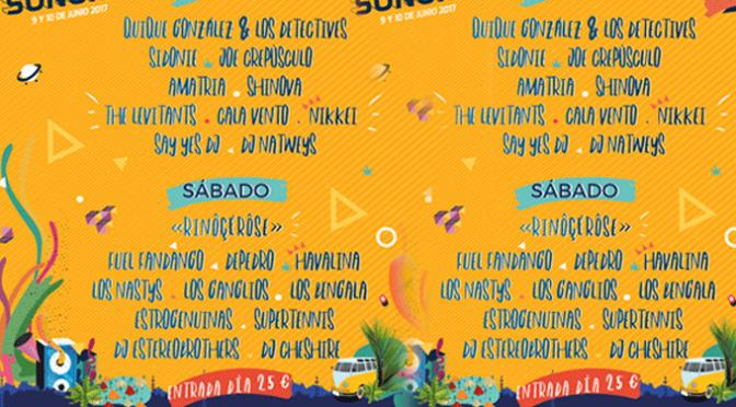 Comenzamos con la ruta de festivales, en esta ocasión Palencia Sonora