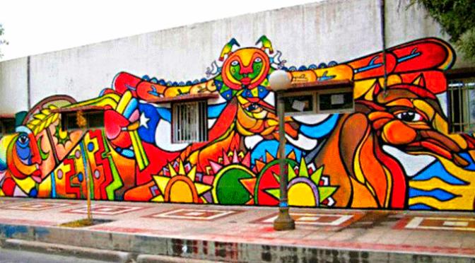 Concurso de pintura mural escaparate - Cuadros murales para pared ...