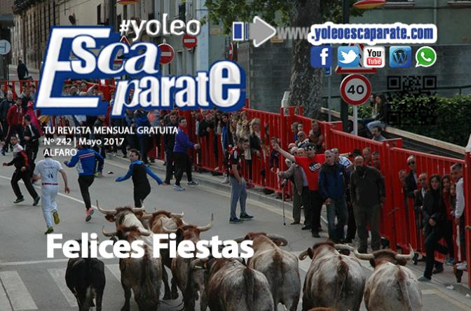 🎉Alfareños Felices Fiestas de San Isidro #yoleoescaparate