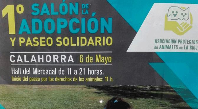 Primer Salón de la adopción y paseo solidario
