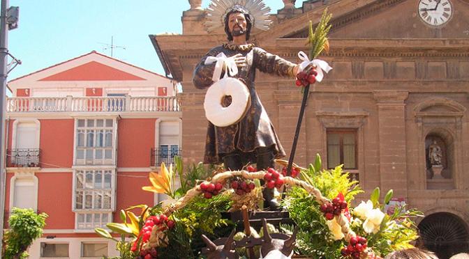 Festividad de San Isidro en Calahorra