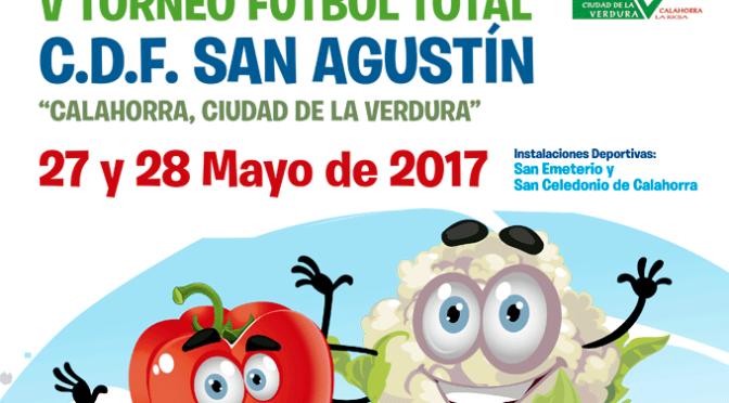 V Torneo de Futbol Total C.D.F San Agustín