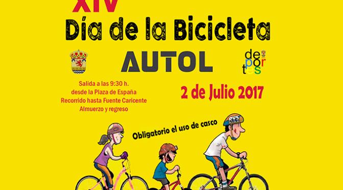 XIV Día de la bicicleta Autol
