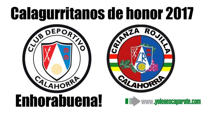 Calagurritanos de honor 2017