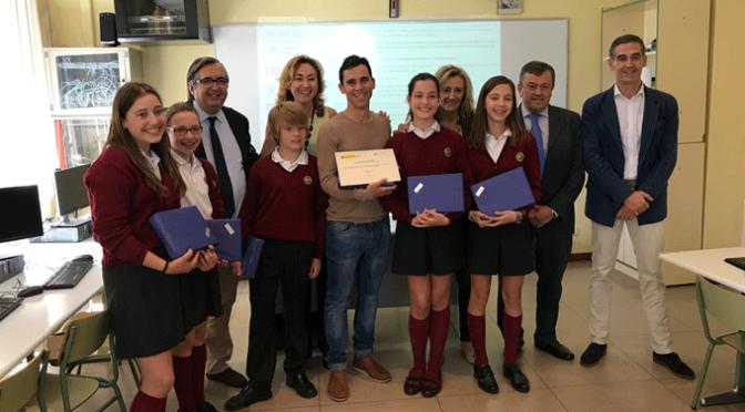 Los alumnos de 1º y 3º de la ESO de Agustinos consiguen el primer premio en Consumópolis
