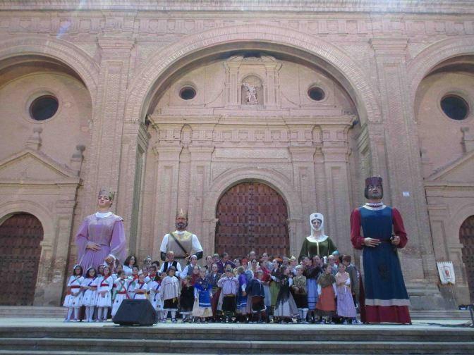 Celebración del Dia de La Rioja en Alfaro