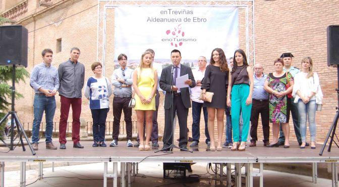 Los mejores vinos de Aldeanueva de Ebro se mostraron en Entreviñas