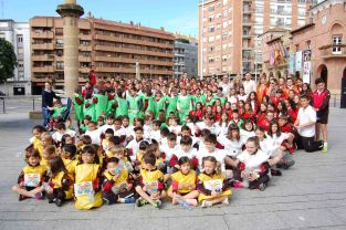 Flashmob Agustinos