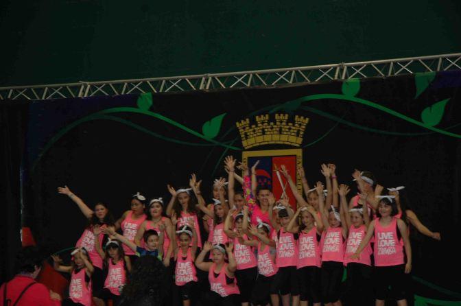 Dia del deporte en los pabellones de Calahorra