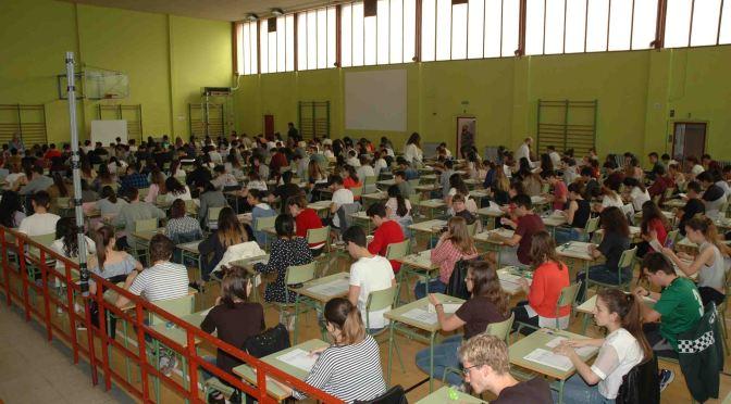 Hoy Arranca en Navarrra la prueba de acceso a la Universidad de la LOMCE, y continua en La Rioja