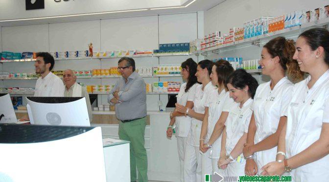 "Inaugurada la nueva ""Farmacia El Raso"""