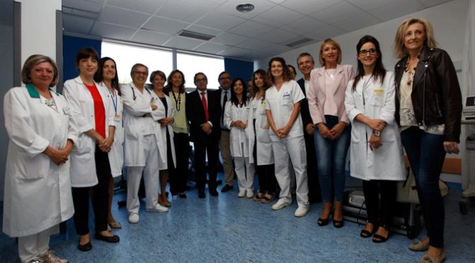Primer año de funcionamiento de Oncología Médica en la FHC
