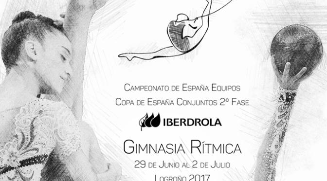 Campeonato de España Equipos y la Copa de España Conjuntos  de Gimnasia Rítmica