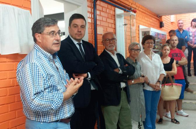 Homenaje a Raúl Tejada en el Museo de Física y Química que ahora lleva su nombre