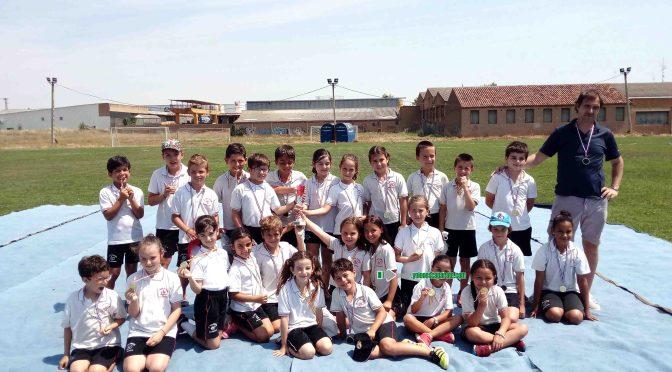 Agustinos celebra el I Día del deporte  y su fiesta de Fin de curso
